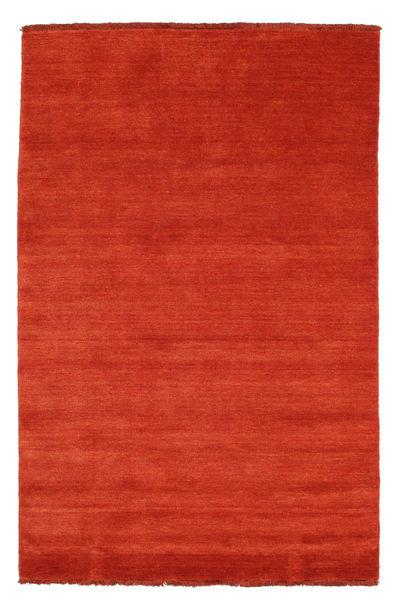 Handloom Fringes - Ruoste/Punainen Matto 120X180 Moderni Ruoste (Villa, Intia)