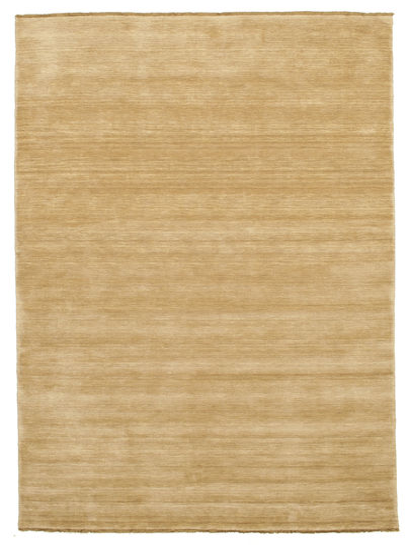 Handloom Fringes - Beige Matto 200X300 Moderni Tummanbeige/Vaaleanruskea (Villa, Intia)