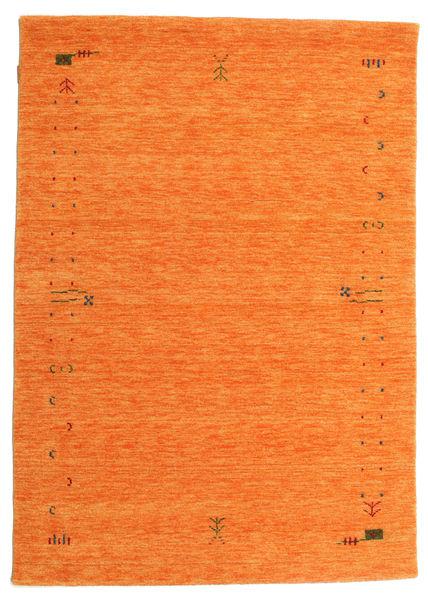 Gabbeh Loom Frame - Oranssi Matto 140X200 Moderni Oranssi (Villa, Intia)