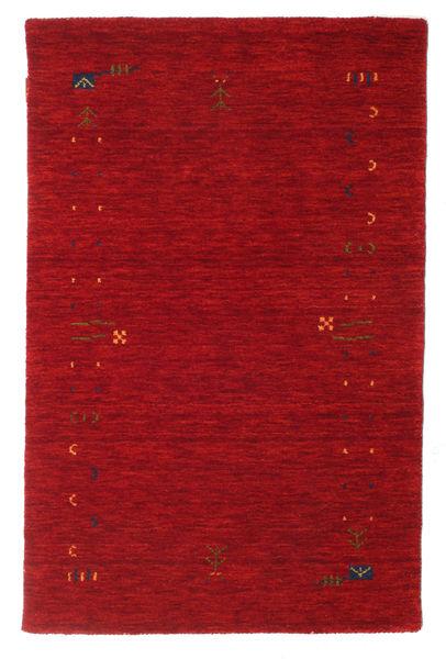 Gabbeh Loom Frame - Punainen Matto 100X160 Moderni Punainen/Tummanpunainen (Villa, Intia)