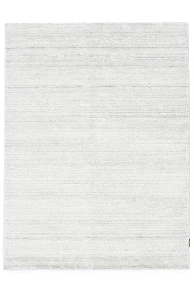 Bamboo Silkki Loom - Vaalea Natural Matto 160X230 Moderni Beige ( Intia)