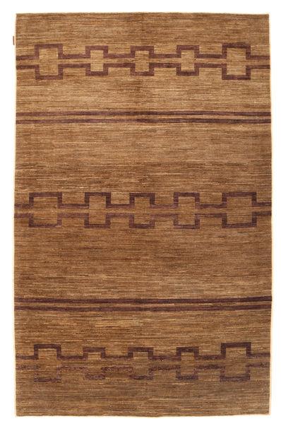 Ziegler Moderni Matto 181X281 Moderni Käsinsolmittu Ruskea/Vaaleanruskea (Villa, Pakistan)