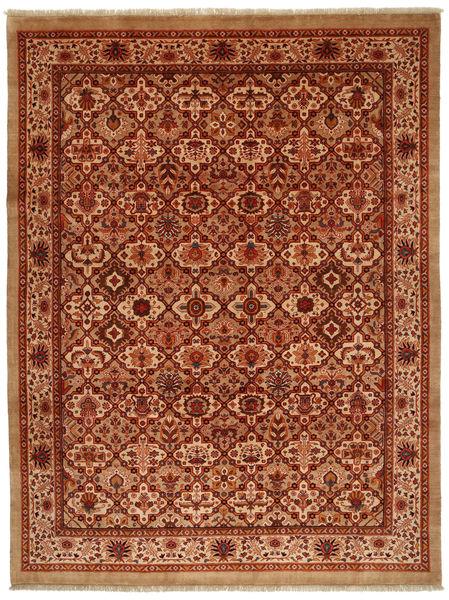 Jozan Matto 261X346 Itämainen Käsinsolmittu Ruoste/Punainen Isot (Villa, Persia/Iran)
