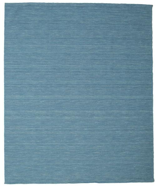 Kelim Loom - Sininen Matto 250X300 Moderni Käsinkudottu Siniturkoosi/Sininen Isot (Villa, Intia)