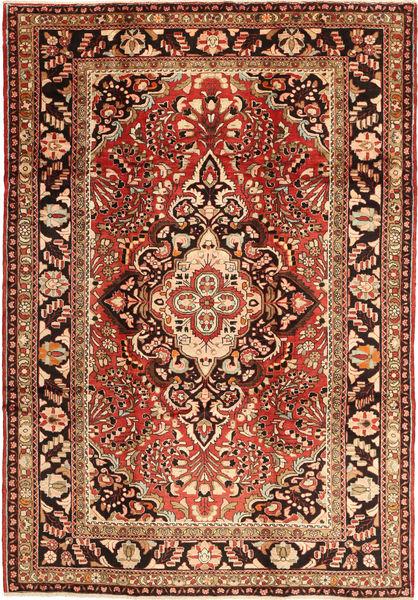 Lillian Matto 228X328 Itämainen Käsinsolmittu Tummanpunainen/Ruoste (Villa, Persia/Iran)