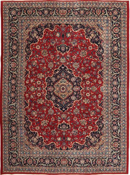 Kashmar Patina Matto 250X333 Itämainen Käsinsolmittu Tummanpunainen/Tummanruskea Isot (Villa, Persia/Iran)