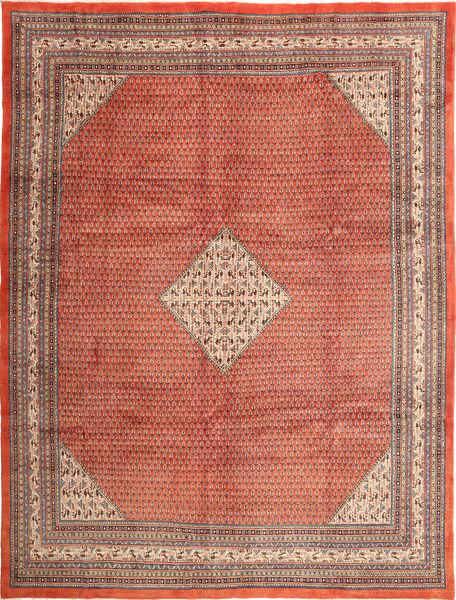 Sarough Mir Matto 292X390 Itämainen Käsinsolmittu Tummanpunainen/Ruoste Isot (Villa, Persia/Iran)