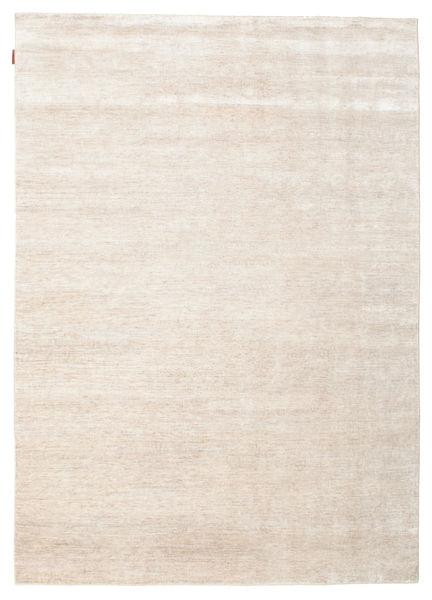 Himalaya Matto 180X253 Moderni Käsinsolmittu Beige/Vaaleanharmaa ( Intia)