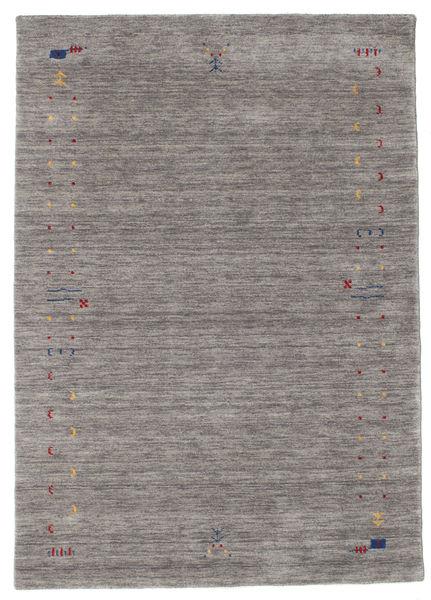 Gabbeh Loom Frame - Harmaa Matto 160X230 Moderni Vaaleanharmaa/Tummanharmaa (Villa, Intia)