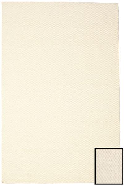 Bobbie - Vaalea Matto 200X300 Moderni Käsinkudottu Valkoinen/Creme/Beige (Villa, Intia)