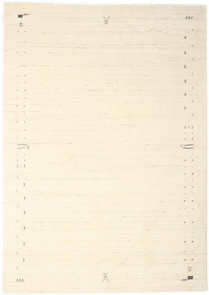 Gabbeh Loom Frame - Valkea Matto 240X340 Moderni Beige/Valkoinen/Creme (Villa, Intia)