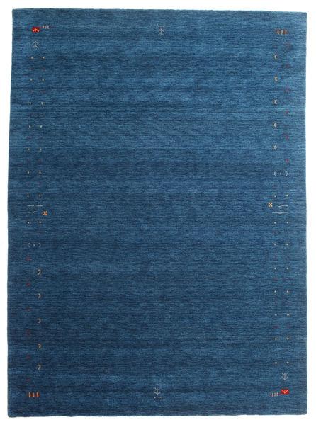 Gabbeh Loom Frame - Tummansininen Matto 240X340 Moderni Tummansininen/Sininen (Villa, Intia)