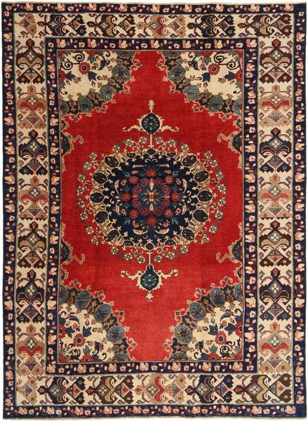 Ardebil Patina Matto 218X305 Itämainen Käsinsolmittu Tummanruskea/Tummanvioletti (Villa, Persia/Iran)