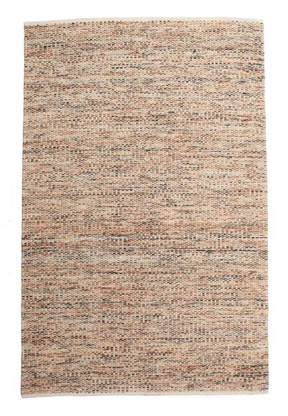 Pebbles - Multi Matto 200X300 Moderni Käsinkudottu Vaaleanharmaa/Tummanruskea ( Intia)