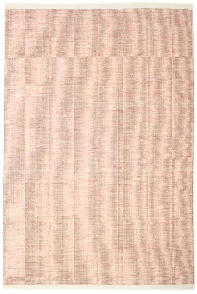 Seaby - Ruoste Matto 200X300 Moderni Käsinkudottu Vaaleanpunainen/Tummanbeige (Villa, Intia)
