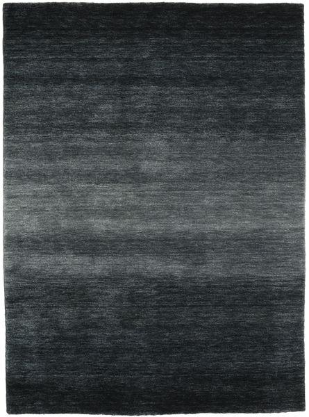 Gabbeh Rainbow - Harmaa Matto 140X200 Moderni Musta/Tummanharmaa (Villa, Intia)