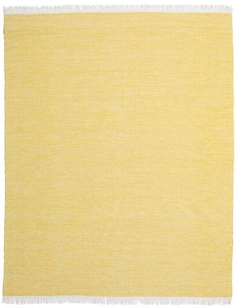 Diamond Villa - Keltainen Matto 240X300 Moderni Käsinkudottu Keltainen/Tummanbeige (Villa, Intia)