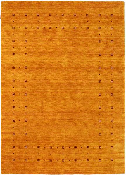 Loribaf Loom Delta - Kulta Matto 160X230 Moderni Oranssi/Keltainen (Villa, Intia)