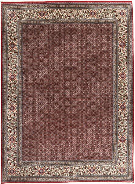 Moud Matto 295X395 Itämainen Käsinsolmittu Tummanpunainen/Tummanruskea Isot (Villa, Persia/Iran)