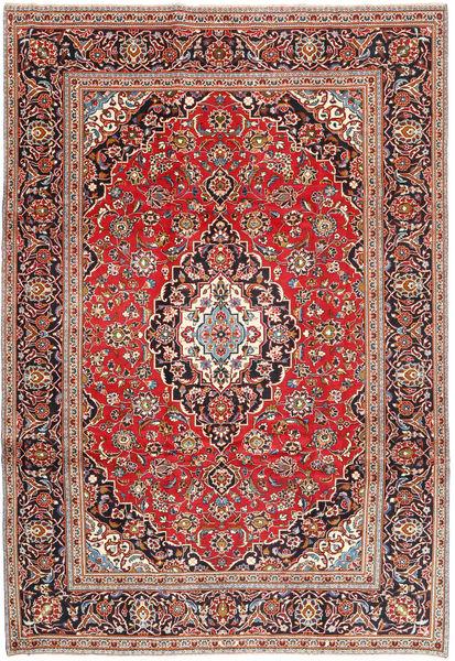 Keshan Patina Matto 242X345 Itämainen Käsinsolmittu Tummanpunainen/Ruoste (Villa, Persia/Iran)