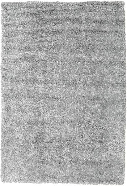 Stick Saggi - Harmaa Matto 160X230 Moderni Käsinsolmittu Vaaleanharmaa/Tummanruskea (Villa, Intia)