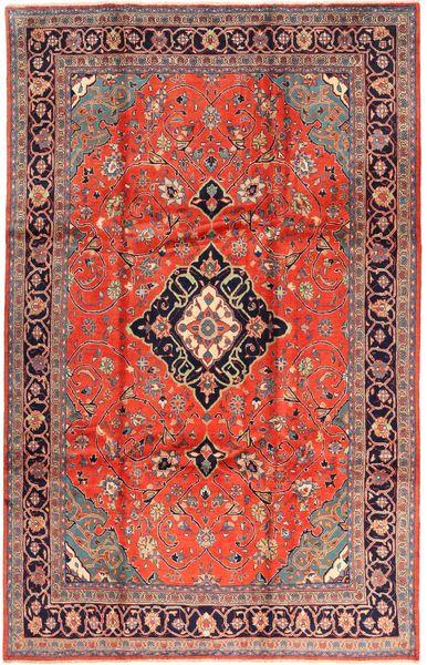 Arak Matto 227X354 Itämainen Käsinsolmittu Ruoste/Vaaleanruskea (Villa, Persia/Iran)
