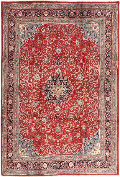 Arak Matto 230X340 Itämainen Käsinsolmittu Tummanpunainen/Ruskea (Villa, Persia/Iran)