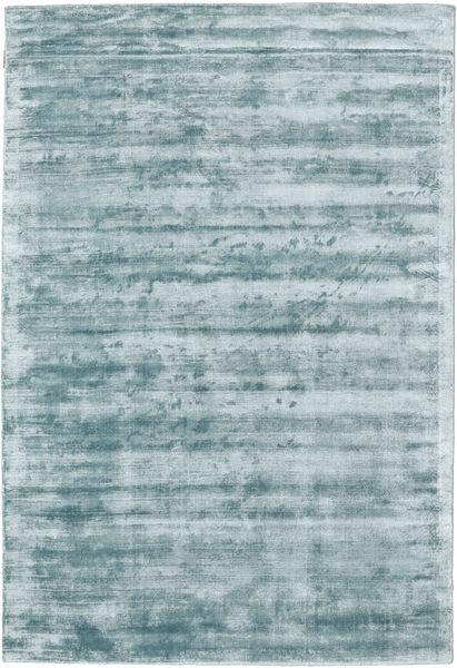 Tribeca - Sininen/Harmaa Matto 160X230 Moderni Vaaleansininen/Tumma Turkoosi ( Intia)