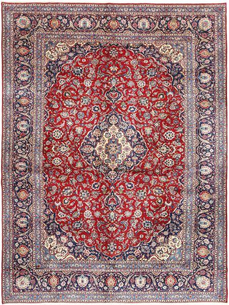 Keshan Matto 295X400 Itämainen Käsinsolmittu Vaaleanvioletti/Vaaleanharmaa Isot (Villa, Persia/Iran)