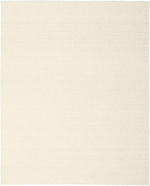 Kelim Loom - Valkea Matto 200X250 Moderni Käsinkudottu Beige (Villa, Intia)