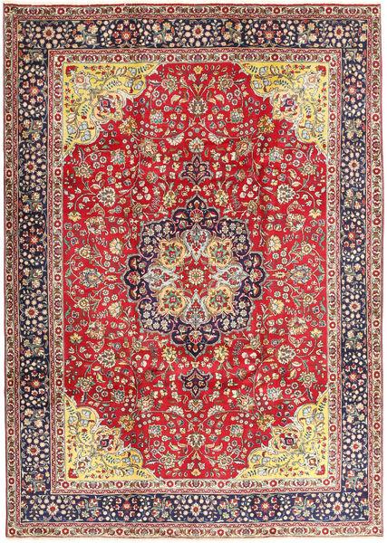 Tabriz Matto 250X345 Itämainen Käsinsolmittu Ruoste/Tummanharmaa Isot (Villa, Persia/Iran)