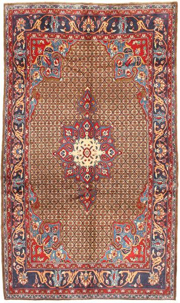Koliai Matto 171X290 Itämainen Käsinsolmittu Tummanpunainen/Tummanharmaa (Villa, Persia/Iran)