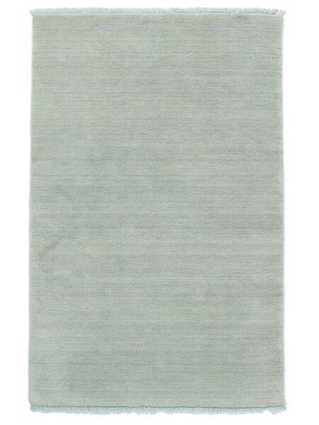 Handloom Fringes - Ice Blue Matto 140X200 Moderni Vaaleansininen (Villa, Intia)
