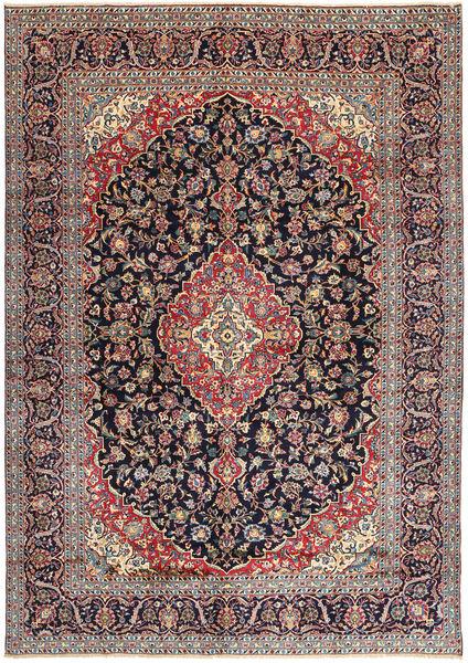 Keshan Matto 296X407 Itämainen Käsinsolmittu Beige/Vaaleanharmaa Isot (Villa, Persia/Iran)