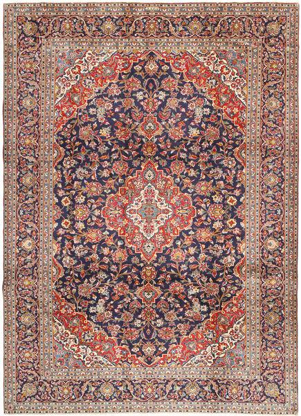 Keshas Allekirjoitettu: Aryai Matto 274X368 Itämainen Käsinsolmittu Tummanpunainen/Musta Isot (Villa, Persia/Iran)
