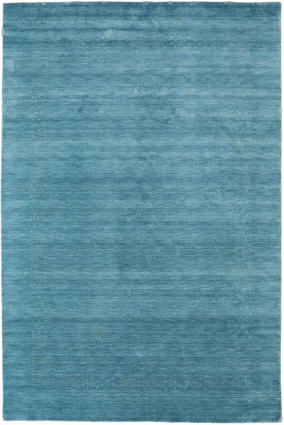 Loribaf Loom Beta - Vaaleansininen Matto 290X390 Moderni Sininen/Siniturkoosi Isot (Villa, Intia)