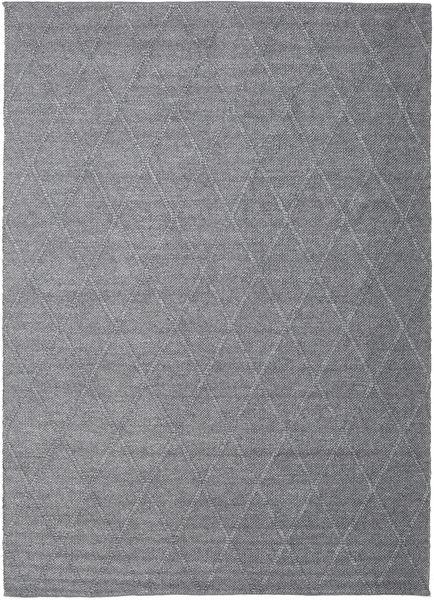 Svea - Charcoal Matto 200X300 Moderni Käsinkudottu Vaaleanharmaa/Tummanharmaa (Villa, Intia)