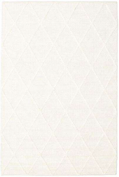 Svea - Ivory Matto 160X230 Moderni Käsinkudottu Beige (Villa, Intia)