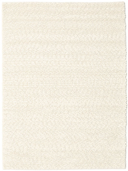 Bubbles - Natural Valkoinen Matto 170X240 Moderni Beige (Villa, Intia)
