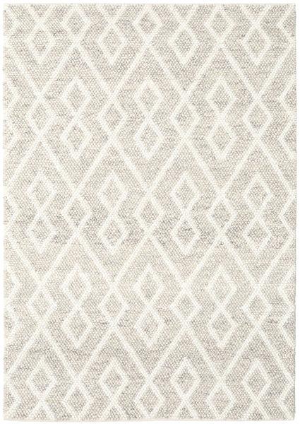 Hudson - Melange Greige Matto 170X240 Moderni Vaaleanharmaa/Beige (Villa, Intia)
