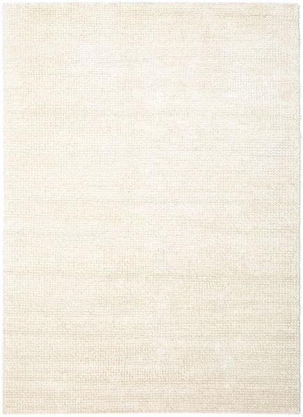 Manhattan - Valkoinen Matto 200X300 Moderni Beige/Valkoinen/Creme ( Intia)