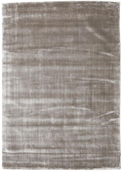 Broadway - Soft Grey Matto 160X230 Moderni Vaaleanharmaa/Tummanharmaa ( Intia)