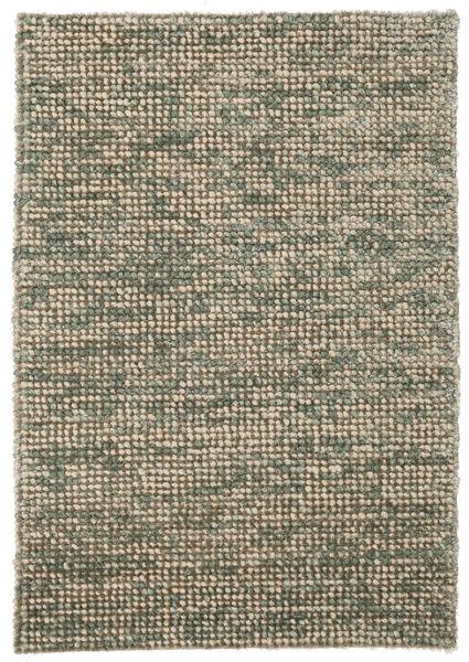Manhattan - Vihreä Matto 140X200 Moderni Vaaleanharmaa/Oliivinvihreä/Tummanharmaa ( Intia)