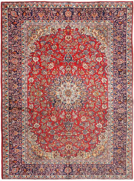Najafabad Matto 290X395 Itämainen Käsinsolmittu Tummanpunainen/Vaaleanvioletti Isot (Villa, Persia/Iran)