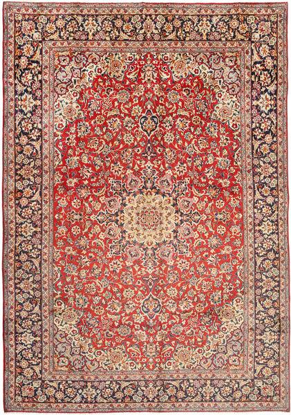 Najafabad Matto 290X420 Itämainen Käsinsolmittu Tummanpunainen/Ruoste Isot (Villa, Persia/Iran)
