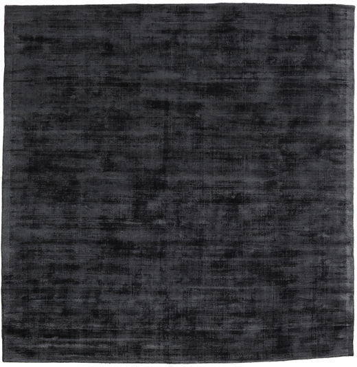 Tribeca - Charcoal Matto 250X250 Moderni Neliö Tummanharmaa Isot ( Intia)