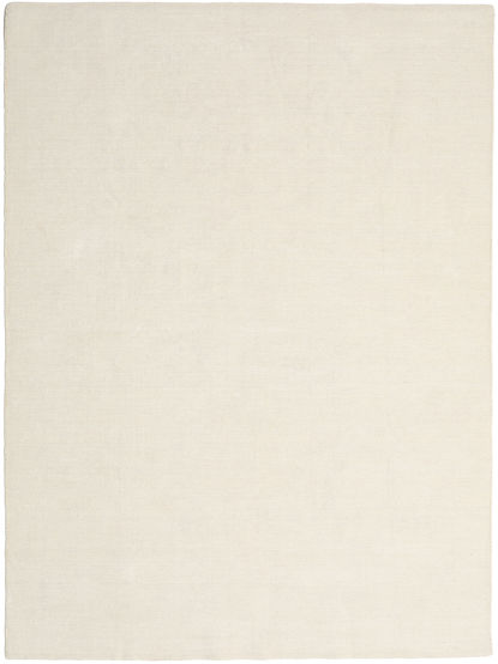 Kelim Loom - Valkea Matto 300X400 Moderni Käsinkudottu Beige/Tummanbeige Isot (Villa, Intia)