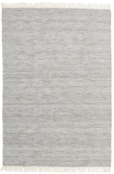 Melange - Harmaa Matto 160X230 Moderni Käsinkudottu Vaaleanharmaa (Villa, Intia)