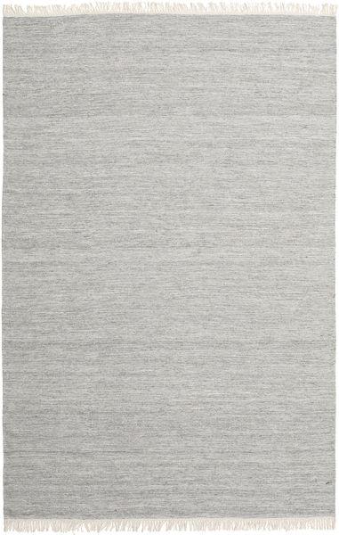 Melange - Harmaa Matto 200X300 Moderni Käsinkudottu Vaaleanharmaa (Villa, Intia)