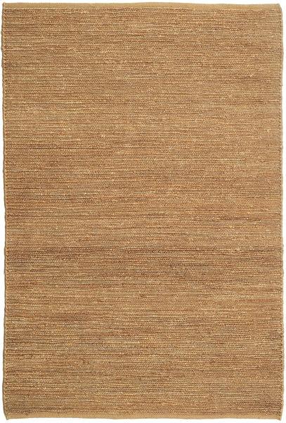 Ulkomatto Soxbo - Vaaleanruskea Matto 120X180 Moderni Käsinkudottu Vaaleanruskea/Tummanbeige (Juuttimatto Intia)